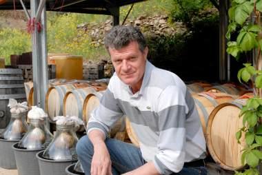 PYRENEES ORIENTALES Port-Vendres Cosprons Vinaigrerie artisanale La Guinelle Pascal Vouland (vendeur)