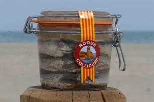 PYRENEES ORIENTALES Le Canet-plage Anchois de Collioure