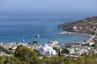 GRECE - Iles du Golfe Saronique Egine