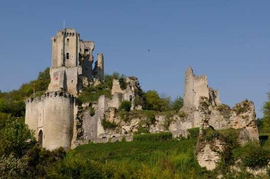 SARTHE - Lavardin Château