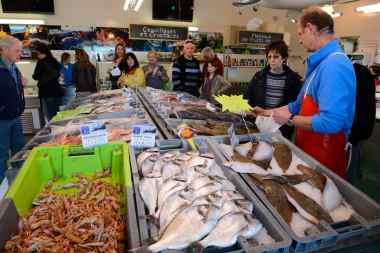Ile d'Oléron Dans les Pêcheries de la Cotinière
