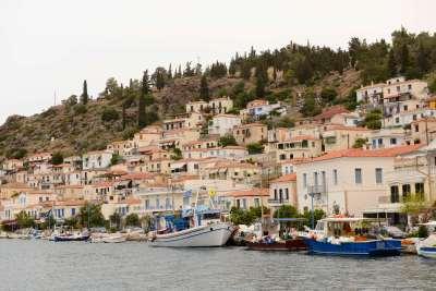 GRECE - Iles du Golfe Saronique ïle de Poros
