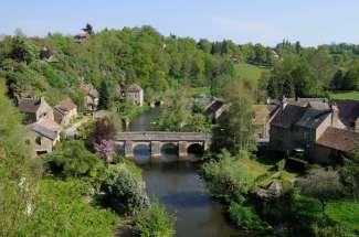 SARTHE - Alpes Mancelles Saint-Céneri-le-Gerei