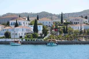 GRECE - Iles du Golfe Saronique Ile de Spetses