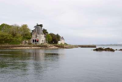 Iles secretes du Finistère Ile Tristan, à Douarnenez
