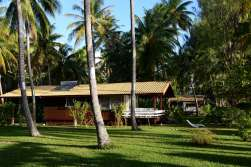 Polynésie Française Raiatea Au Sunset Beach Motel, à Uturoa.