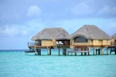 Polynésie Française Tahaa Au Tahaa Island resort & spa, situé sur le motu privé Tautau