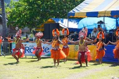 Polynésie Française Tahiti Fête de la musique à Papara