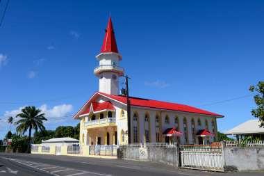Polynésie Française Tahiti Eglise de Papara