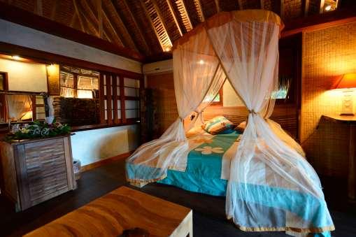 Polynésie Française Moorea Au Green Lodge de Temae