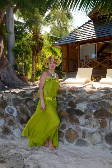 Polynésie Française Moorea Elodie Lucas dirige le Fare Aute à Haapiti
