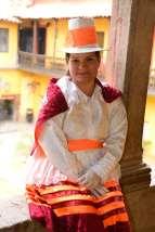 PEROU - Cuzco A la Casa Qoricancha (restaurant)