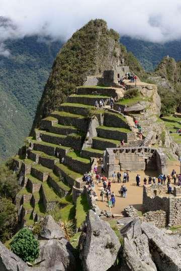PEROU Machu Picchu Observatoire astronomique