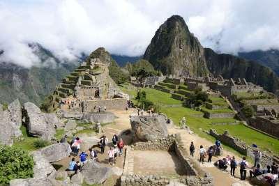 PEROU Machu Picchu