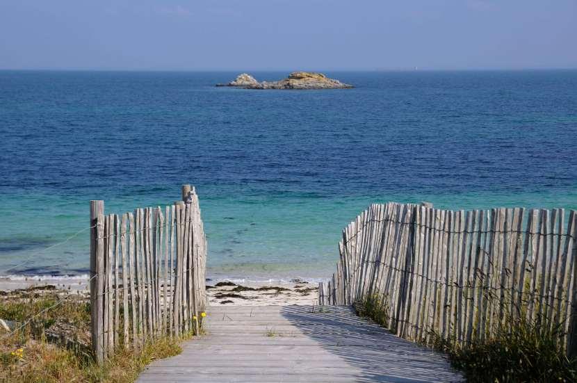 Les îles secrètes duFinistère