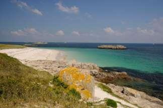 FINISTERE Pays de Fouesnant Les Glénans - Ile St-Nicolas