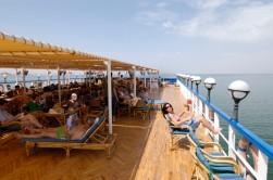 EGYPTE Croisière sur le lac Nasser Sur le Queen of Abou Simbel