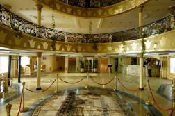 EGYPTE Croisière sur le lac Nasser Queen of Abou Simbel Lobby