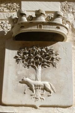 ITALIE - Pouille - Lecce Blason de la ville
