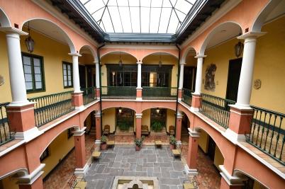COLOMBIE - Bogota Hotel La Opera