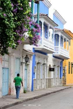 COLOMBIE - Carthagène Dans le centre historique