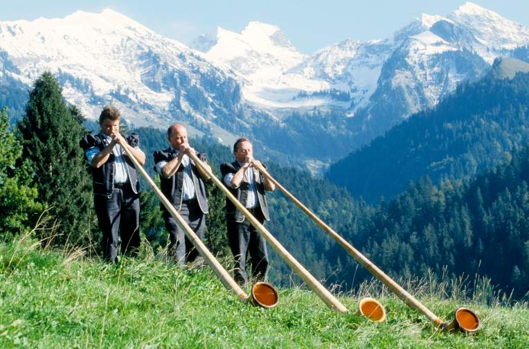 Cors des Alpes en vallée de Javroz