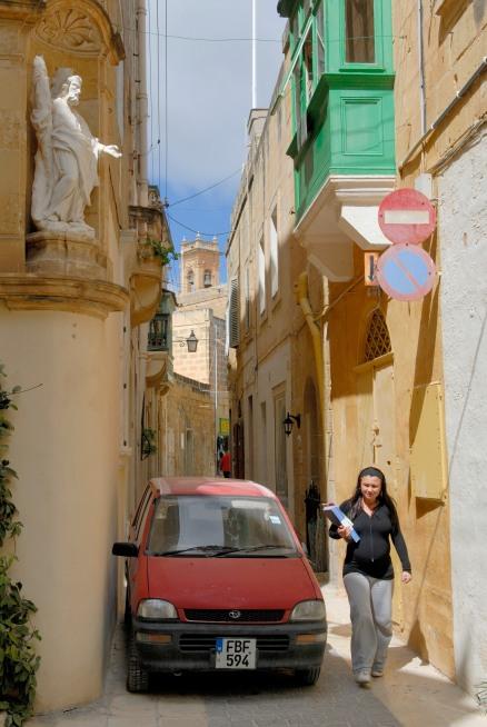 MALTE Gozo Victoria