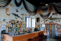 MALTE Gozo Port de Mgarr Eagles bar