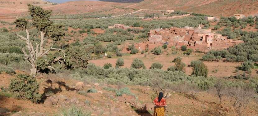 Escapades berbères auMaroc