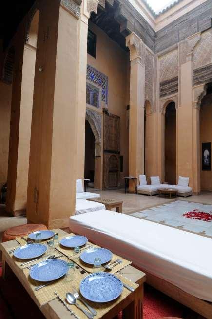 MAROC - Marrakech Dar Cherifa