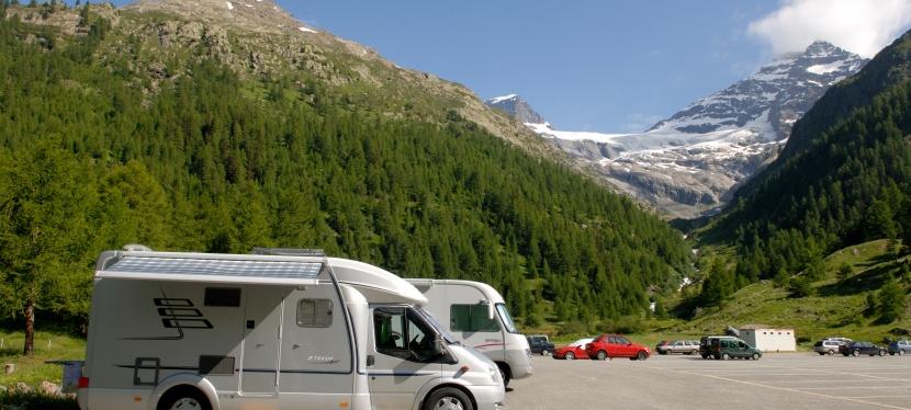 La Suisse encamping-car