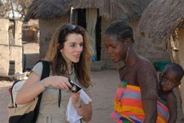 SENEGAL Petite Côte Dans un village rural vers Mbour