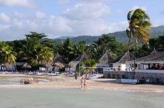 JAMAÏQUE Hotel Decameron de Runaway Bay, où s'est installé le Lookéa Jamaïca 3 *