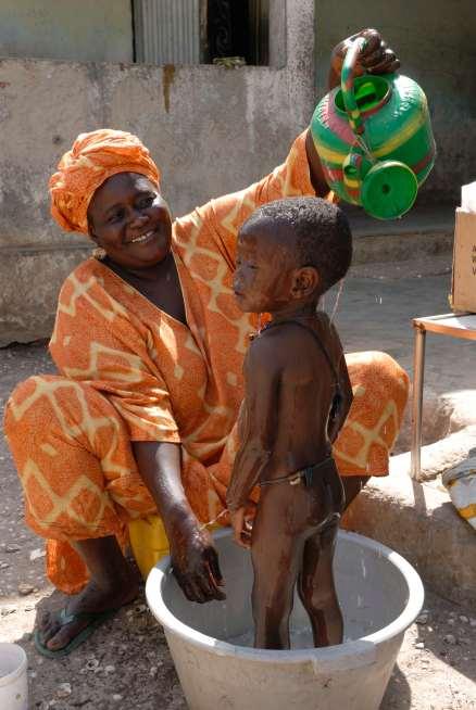 SENEGAL Sine Saloum Falia, petit village de pêcheurs