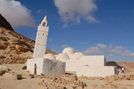 TUNISIE Mosquée des 7 Dormants, à Chenini