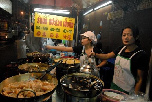 THAÏLANDE Bangkok Dans le quartier chinois