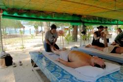 THAÏLANDE Khao Lak Plage Oawthong (baie dorée) avec massages