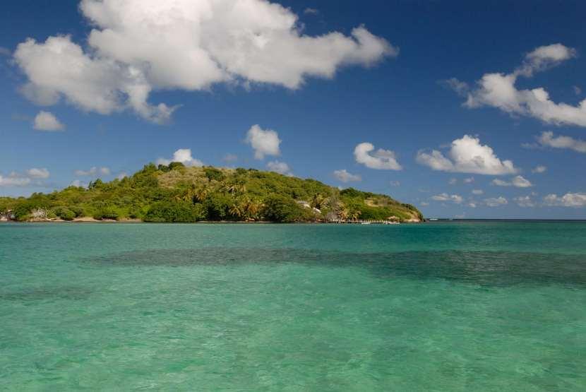La Martinique de plage enplage