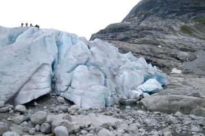 NORVEGE Glacier Nigardsbreen