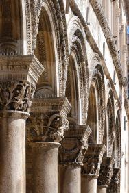 CROATIE - Dubrovnik Palais des Recteurs