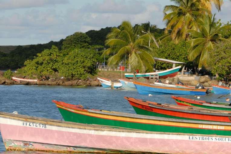 MARTINIQUE Presqu'île de la Caravelle Tartane