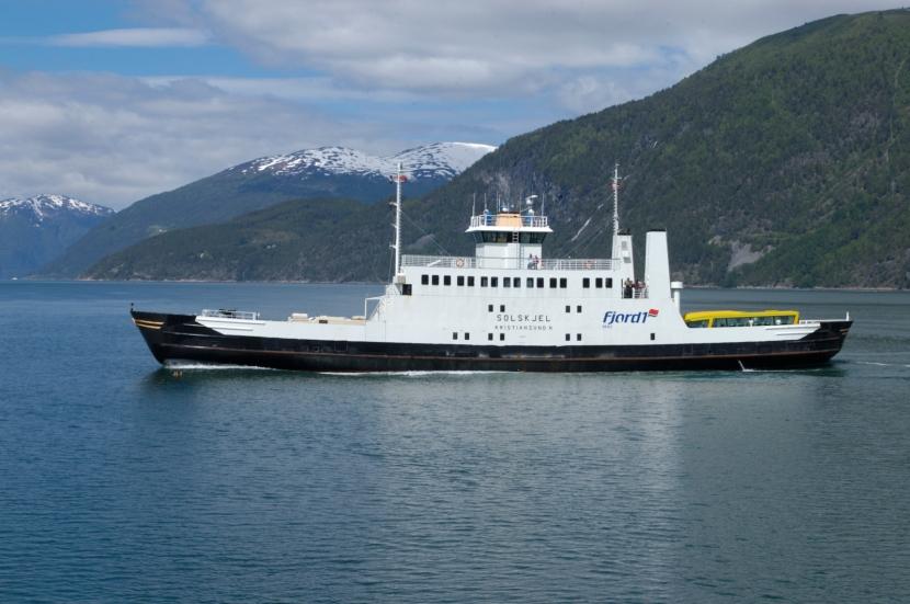Les fjords deNorvège