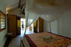 MAYOTTE Kani Keli N'Gouja Bungalow de l'hôtel Le Jardin Maoré