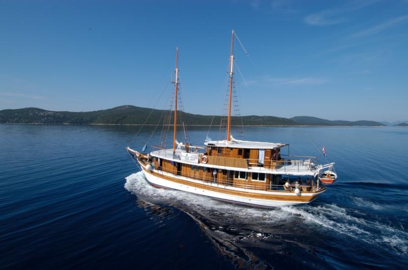 Dubrovnik et les îlesdalmates