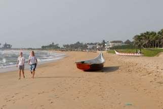 INDE du SUD Mahabalipuram Plage du GRT Temple Bay 4*