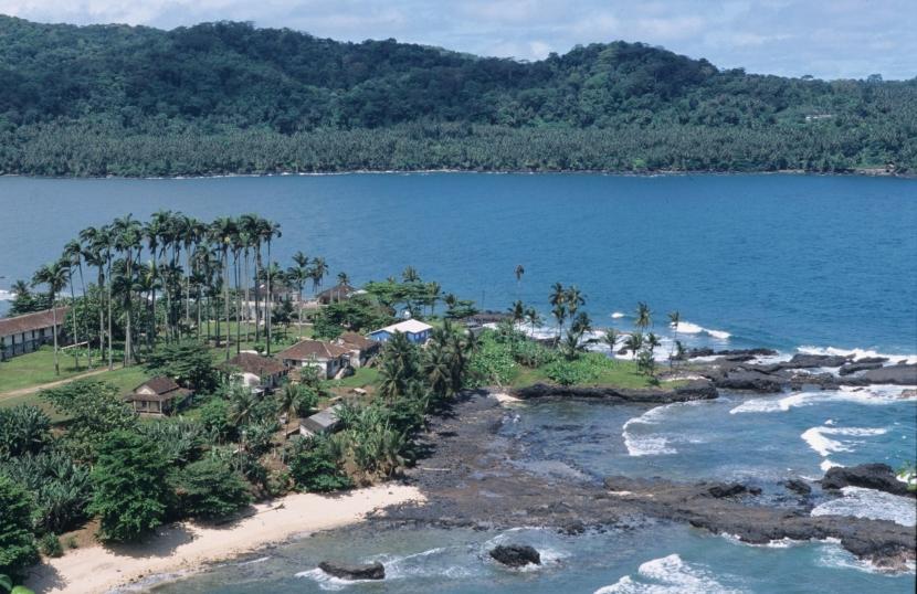 Sao Tomé, l'îlechocolat