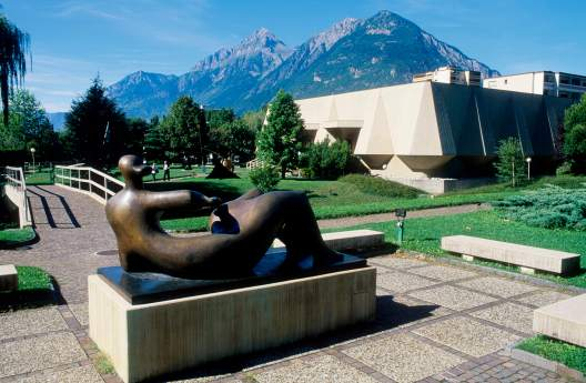 Martigny fondation Gianadda