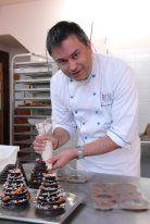 ARDECHE Chocolatier Dominique Riou, au Cheylard