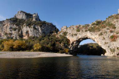 ARDECHE Vallon Pont d'Arc