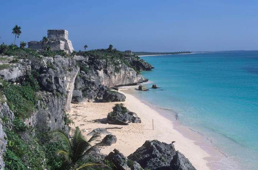 La Riviera Maya auYucatan